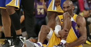 kobe bryant injury 2013