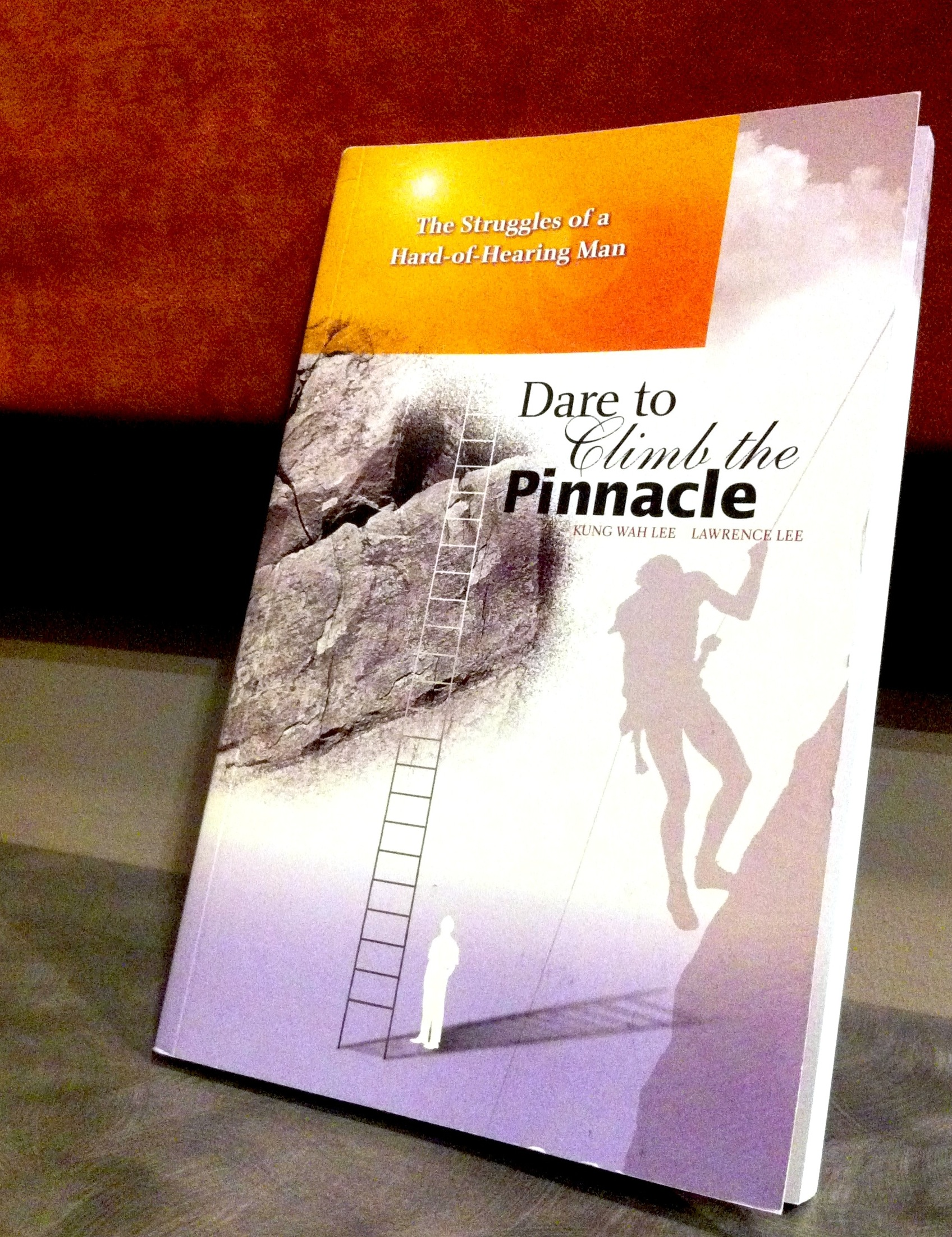 Dare to climb the Pinnacle 2
